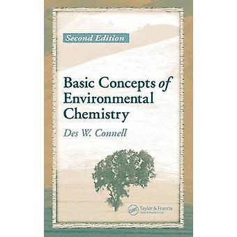 Grunnleggende begreper i Environmental Chemistry av Connell & des W.