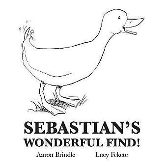 Sebastians Wonderful Find by Brindle & Aaron