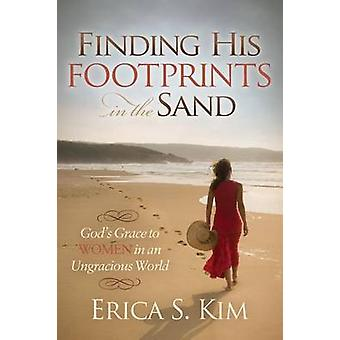 Finding His Footprints in the Sand by Erica S Kim