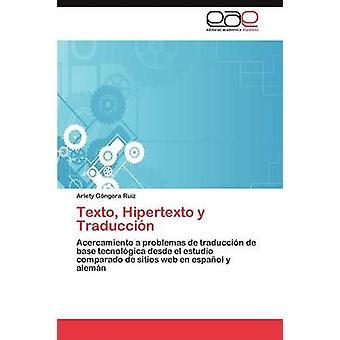 Texto Hipertexto y Traduccion by G. Ngora Ruiz & Arlety