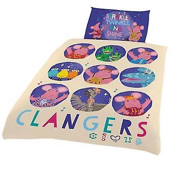 Clangers Junior Duvet Set