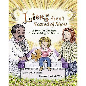 Løvene er ikke redd for skudd - en historie for barn om besøker den