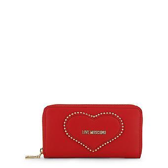 Love moschino women's wallet a743