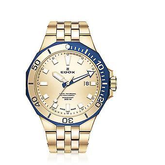 Edox - Armbanduhr - Herren - Delfin - Diver Date - 53015 357JBUM DI