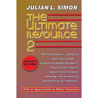 The Ultimate Resource - No. 2 by Julian Lincoln Simon - 9780691003818