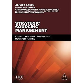 Strategic Sourcing Management - Structural and Operational Decision-Ma