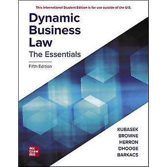 ISE Dynamic Business Law - The Essentials by Nancy Kubasek - 978126057