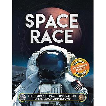 Space Race (Réalité Augmentée) - L'histoire de l'exploration spatiale à la