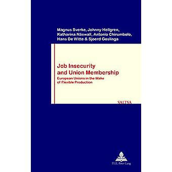 Job Insecurity and Union Membership - European Unions in the Wake of F