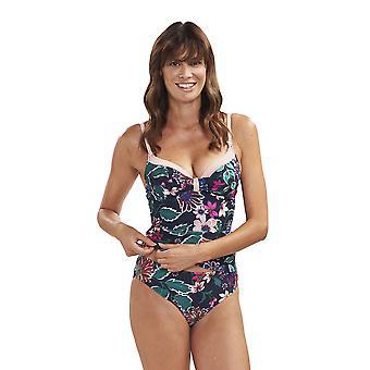 Rösch 1195511-16353 Women's Beach Flowers Multicolour Floral Swimwear Beachwear Tankini Set