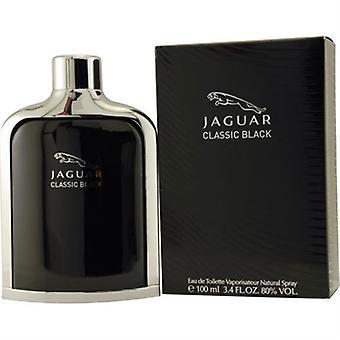 Jaguar Classic Black by Jaguar for Men 3.4oz Eau De Toilette Spray