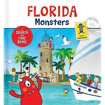 Florida Monsters - A Search and Find Book by Corinne Delporte - 978292