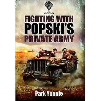 Popski の私用軍隊公園 Yunnie - 9781848326163 Bo によってとの戦い
