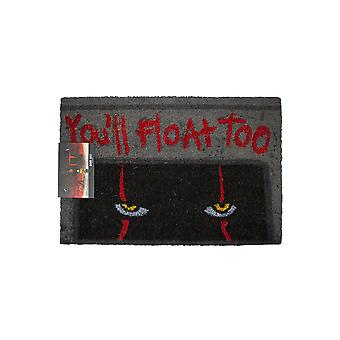 Official IT (Pennywise) Doormat