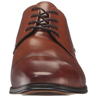Kenneth Cole Réaction Mens Pure Hearted Tissu Lace Up Robe Oxfords
