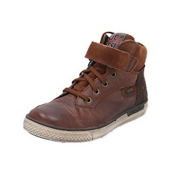 Superfit Luke Kids Boys Boots Brown Lace-Up Boots Winter