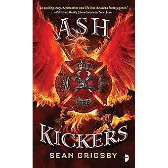 Ash Kickers - Smoke Eaters II door Sean Grigsby - 9780857667977 Boek