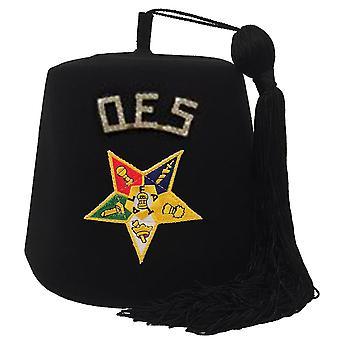 Order of the eastern star oes rhinestone 1