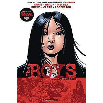 The Boys Omnibus Vol. 4 TP by Garth Ennis - 9781524111403 Book