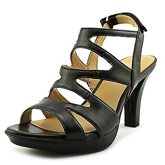 Naturalizer Womens Dianna Open Toe Casual Strappy Sandals