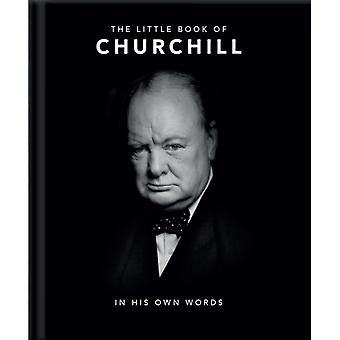 The Little Book of Churchill by Orange Hippo