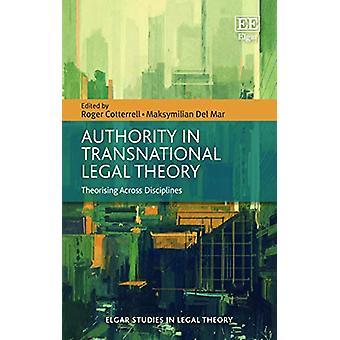 Autoriteit in transnationale juridische theorie - Theoretica across discipline
