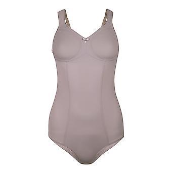 Susa 6586-268 Women's Capri Frosty Lavender Purple Non-Wired One Piece Body