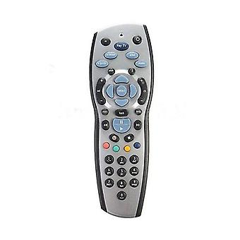 2X Foxtel Remote Control Replacement For Foxtel Mystar Sky Silver