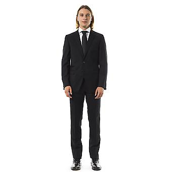 Black suit Uominitaliani man