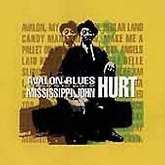 Avalon Blues - Blues Avalon [CD] USA import