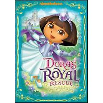 Dora the Explorer - Dora's Royal Rescue [DVD] USA import
