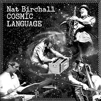 Birchall*Nat - Cosmic Language [CD] USA import