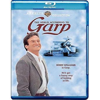 World According to Garp [Blu-ray] USA import