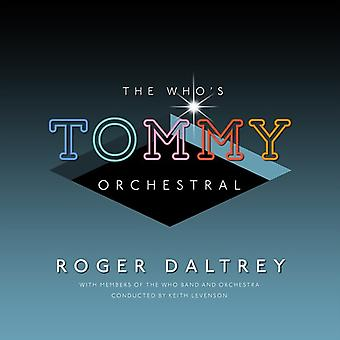 Who's Tommy Classical [CD] USA import
