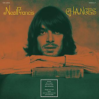 Changes [CD] USA import