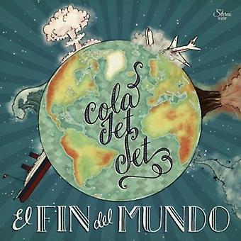 Cola Jet Set - El Fin Del Mundo [CD] USA import