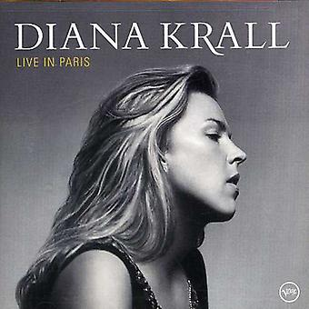 Diana Krall - Live in Paris [CD] USA import