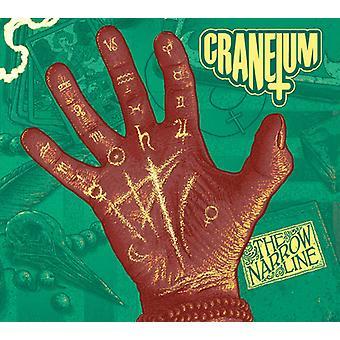 Craneium - Narrow Line [CD] USA import
