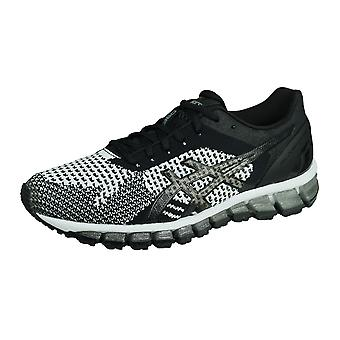 Asics Gel Quantum 360 Knit Womens Running Shoes / Trainers - Black