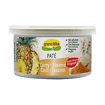 Vegetable Pate With Curry And Sesame 125 g