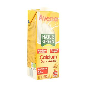 Oatmeal and Calcium Drink Bio 1 L