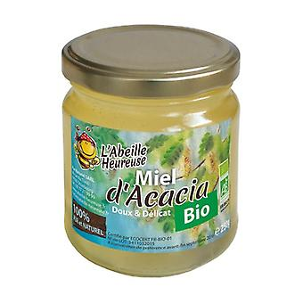 Organiczny miód akacjowy 250 g