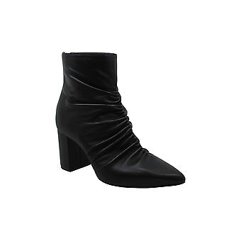 1.STATE Femmes 1S-Saydie Cuir Pointed Toe Ankle Fashion Boots