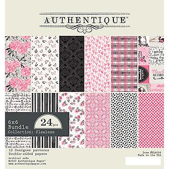 Authentique Flawless 6x6 Inch Paper Pad
