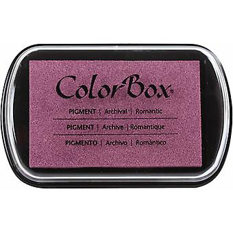 Clearsnap ColorBox Pigment Ink Full Size Romantic