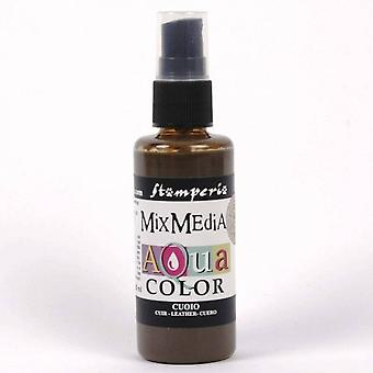 Stamperia Aquacolor Spray 60ml Leather