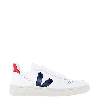 Veja Vx021267 Women's White Leather Sneakers