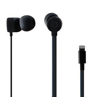 Original Beats urBeats3 Earphones with Lightning Connector - Black