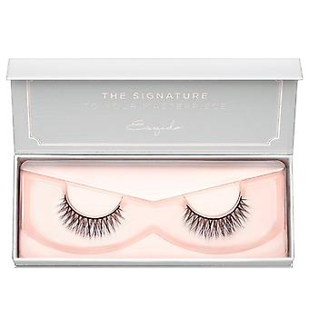 Esqido Mink False Eyelashes - Night Bouquet - Natural & Lightweight Fake Lashes