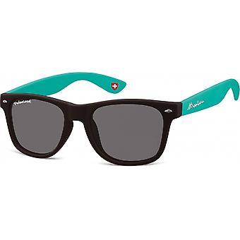 Sonnenbrille Damen    Wanderer schwarz/mintgrün MP40E